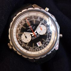 Looking for a Breitling? We've got you covered with this Breitling Navitimer Chrono-Matic. Refnr: 1806 (48mm) Price: €2.950,- including 18 months warranty.   breitling horloge   breitling watches mens   breitling watches for men   mens jewelry   vintage watches   vintage horloges   horloges heren   SpiegelgrachtJuweliers.com #spiegelgrachtjuweliers #horloge #breitling #breitlingwatches Breitling Navitimer, Breitling Watches, Amsterdam Shopping, How To Speak Russian, Guinness Book, Vintage Watches For Men, Best Model, Luxury Watches, Vintage Jewelry