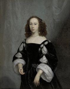 1654 Cornelius van Ceulen - Cornelia Strick van Linschoten