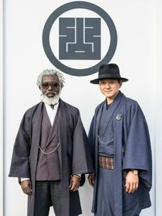 Modern Kimonos for Men Fused With Japanese and Scandinavian Styles Are Fly AF