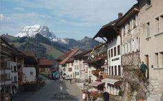 Gruyeres, Switzerland.