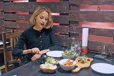 Maya Restaurant, Soho  - Tess Ward - Chef Where to eat London