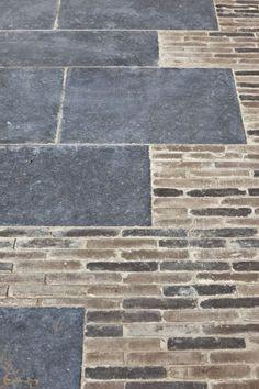 Summer Tile Brick Paver Style for the Terrace Veranda Patio!