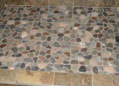 Pebble Look Vinyl Flooring Vinyl Bathroom Flooring Is A