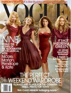 Cover - Best Cover Magazine  - Vogue magazine covers - mylusciouslife.com   Best Cover Magazine :     – Picture :     – Description  Vogue magazine covers – mylusciouslife.com  -Read More –