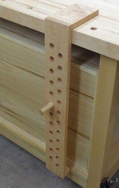 New Workbench - sort of - by kdc68 @ LumberJocks.com ~ woodworking community