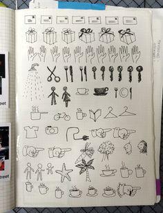 PB Hastings: Sketchnote Icon practice | Flickr