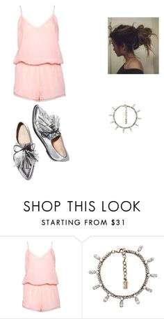 """""""Women's and Liittle Girls Style"""" by mahayla-huff ❤ liked on Polyvore featuring Boux Avenue, Loeffler Randall and Lionette"""