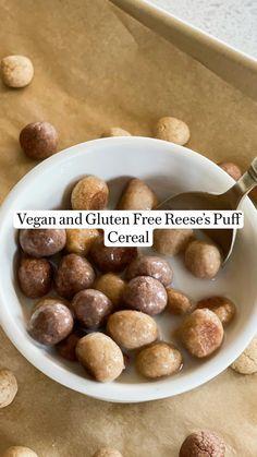 Fun Baking Recipes, Gluten Free Recipes, Vegan Recipes, Cooking Recipes, Vegan Sweets, Vegan Snacks, Vegan Desserts, Vegan Breakfast Recipes, Healthy Dessert Recipes