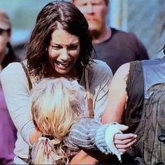 i miss beth. I mis the real Maggie!