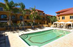 Who's up for a swim? -Bellasera Hotel in beautiful Naples, Florida. #Travel #Florida