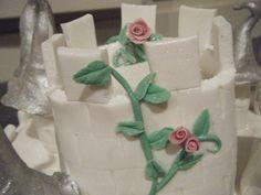 Keesarla (our daughters) birthday cake by Lisa Templeton, via Flickr