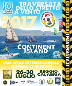 italive.it - Continent-Island 2017 - Traversata dello stretto a vento