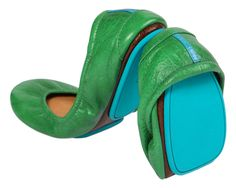 Clover Green Tieks.  I would like these please.