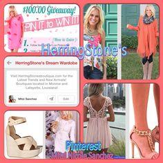 HerringStonesboutique.com Dream Wardrobe Contest