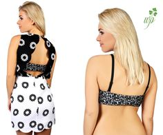 The Wild Parsley Multiback bra is great for low-back and backless summer outfits