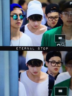 150514 BTS arrived at Korea from Malaysia