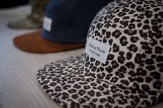 Raised by Wolves F/W 2012 Headwear Collection