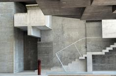 Rector Office of the University Campus of Vigo by Miralles Tagliabue EMBT
