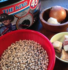 blackeyed peas--cook...