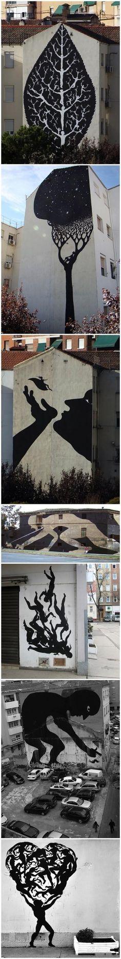 street artworks