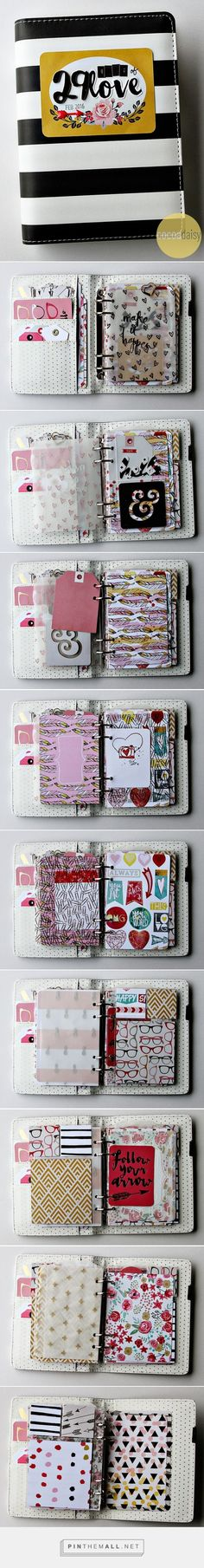 29 Days of Love 2016 by Alissa Fast using the Notebook collection from www.cocoadaisy.com