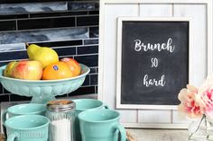 February 16, 2017 • Contributor: Lydi from Lydi Out Loud Hi there! I'm Lydi from Lydi Out Loud and I'm so excited to share one of my favorite tricks with you today. I'm a big fan of chalkboard sign…