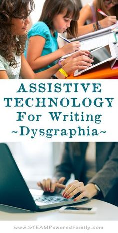 Using assistive technology for writing can help students with dysgraphia demonstrate their knowledge in effective and proactive ways. The Effective Pictures We Offer You About Technology home A qualit Technology Tools, Assistive Technology, Medical Technology, Educational Technology, Medical Science, Teaching Technology, Instructional Technology, Futuristic Technology, Educational Websites