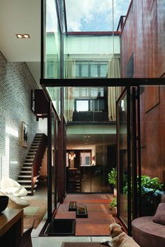 Inverted Warehouse / Townhouse | Dean/Wolf Architects | Archinect