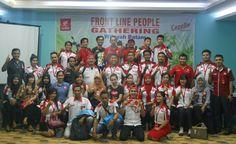 Capella Honda Batam Gelar Front Line People Gathering