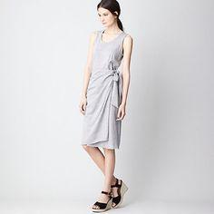 STEVEN ALAN knit odette dress $225.00 thestylecure.com