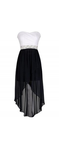 Black Homecoming Dress,High Low Hom More