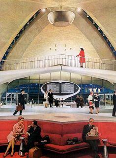TWA Flight Center JFK