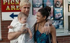 Ryan Gosling et Eva Mendès dans le film The Place Beyond the Pines. (© 2013 - Focus Features)