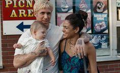 Ryan Gosling et Eva Mendès dans le film The Place Beyond the Pines. (© 2013 - Focus Features)