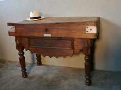 billot de boucher - maisonsimone.com #vintage #déco #design #interior #home