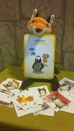 Vahvuus 2: Itsesäätely Finnish Language, Social Skills, Pre School, Diy And Crafts, Kindergarten, Lunch Box, Mindfulness, Classroom, Teaching