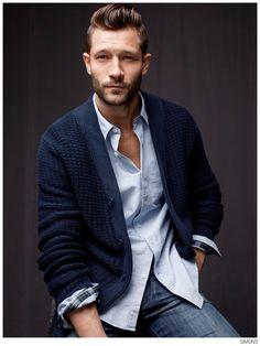John Halls Models Wall Street Styles + Activewear for Simons image Simons John Halls 018 800x1067
