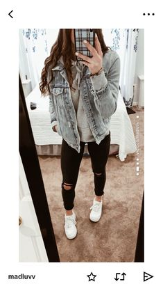 teenager outfits for school cute ~ teenager outfits . teenager outfits for school . teenager outfits for school cute Casual School Outfits, Cute Teen Outfits, Cute Comfy Outfits, Teen Fashion Outfits, Teenager Outfits, Stylish Outfits, Stylish Clothes, Fashion Ideas, Trendy Fashion