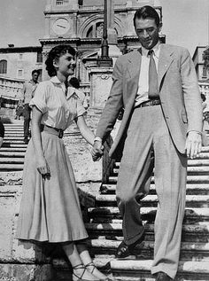 Go to all the places these two visited in Roman Holiday