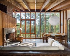 <p>Halprin House, Wellfleet MA</p>                  <p>Architect: Hayden Walling</p>