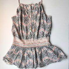 349ceda9f6 Victoria s Secret Tribal Pattern Dress! Like new condition Victoria s  Secret tribal pattern dress