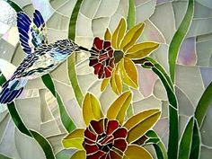 nice glass mosaic