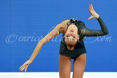 Anastasia Mulmina (Ukraine), World Cup (Pesaro) 2015