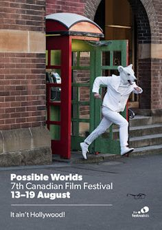 Possible Worlds Canadian Film Festival 2012  official poster