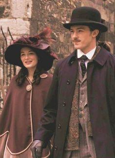 Gwendolyn & Gideon  de la Trilogía El amor más allá del tiempo
