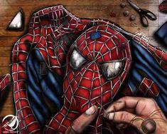 Black Spiderman, Spiderman Marvel, Amazing Spiderman, Marvel Heroes, Spider Man Trilogy, Jane Watson, Spectacular Spider Man, Comics Universe, Thor