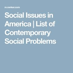 the issues of social mobility in america Social issues : euthanasia in america social mobility in the united states 2262 words - 9 pages towards the 99% versus the 1%, in regards to debates stemming from wealth distribution 836 words - 3 pages this essay discusses the role of social mobility in the great gatsby.