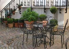hage inspirasjon - Google-søk Yard, Patio, Outdoor Decor, Home Decor, Homemade Home Decor, Decoration Home, Room Decor, Terrace, Garten