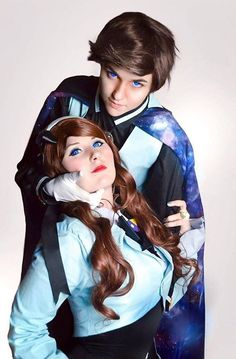 Mason and Mabel— yet another awesome cosplay of SFA!