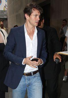 The Macaroni: Actor in Style : Hugh Dancy